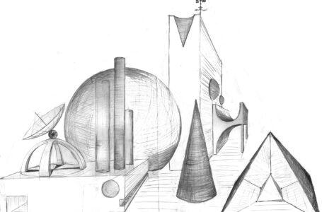 Studenci architektury z Politechniki Rzeszowskiej odbyli plenerowe warsztaty